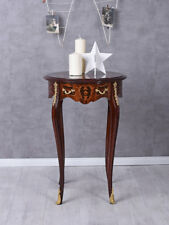 Console Table Baroque Table Flower Stand Side Table Antique Table Console Round