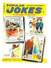 Popular Jokes Magazine February 1976 Bill Ward Bill Wenzel DeCarlo GGA Pinups