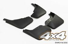 For Audi Q7 2005 - 2015 Mud Flaps Mud Guards set of 4 front and rear