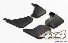 Para Audi Q7 2005 - 2015 las aletas de Barro Guardias De Barro conjunto de 4 delanteros y traseros