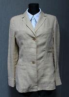 DANIEL HECHTER Damen Blazer Gr. 38 Leinen Jacke Paris Sommer Jacket #8