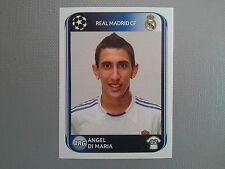 PANINI CHAMPIONS LEAGUE 2010 2011 - N.440 DI MARIA REAL MADRID