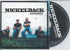 NICKELBACK - Someday CD SINGLE 2TR CARDSLEEVE (ROADRUNNER) Holland 2003