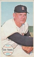 DICK RADATZ 1964 Topps Giants Baseball card Boston Red Sox EX