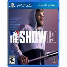 Mlb The Show 19-béisbol Sony PS4 Nuevo Y Sellado En Stock!!!