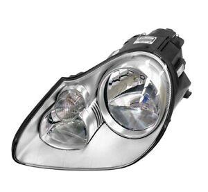 Valeo 46658 Headlight Assembly for Porsche Cayenne 2003-2006 Halogen Driver Left
