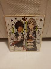 Uta no Prince sama/UtaPri Starish Anime Japanese Shikishi Art Board