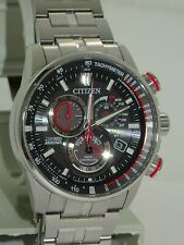 citizen eco drive red arrows atomic watch  AT4120-51E
