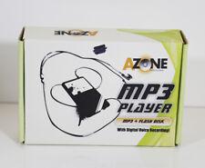 Azone Professional MP3 player w/ Digital Voice Recording /Brand New in Box