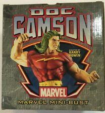 Bowen Designs Doc Samson Mini Bust Marvel Incredible Hulk MIB 1304/2500