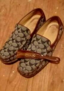 coach mens shoes size 11