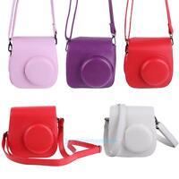 Camera Strap Bag Case Cover Pouch Protector For Fuji Fujifilm Instax Mini 8