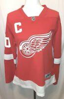 REEBOK / NHL Womens  #40 Henrik Zetterberg Detroit Red Wings Jersey ~ Large