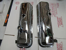 1965-66 CHEVELLE new EXACT VALVE COVER Z16 396 425HP  DRIPPERS
