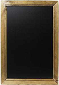 Wood Framed Chalkboard Shabby Chic Chalkboards A2 Hanging Chalk Board 62.4x45cm