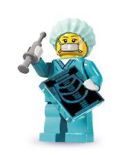 LEGO Minifigures Series 6 8827 #11 surgeon lady doctor  BN mini figure