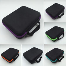 30slots Essential Oil Carry Case 5/10/15ML Holder Storage Aromatherapy Bag Tool