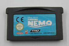 NINTENDO GAME BOY ADVANCE GBA DISNEY PIXAR BUSCANDO A NEMO SOLO CARTUCHO PAL EUR