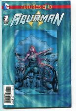 Aquaman #1 Futures End 3D cover Comic 1st Print 2014 New NM ships in T-Folder