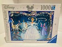 Disney Ravensburger Jigsaw - Cinderella 1000 Peices VG Condition & Complete