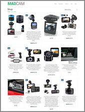 UK - AUTO DASHCAM Website|FREE Domain|Make$$$|100% GUARANTEED or Pay NOTHING!