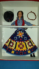 1998 WESTERN PLAINS BARBIE - LIFESTYLES OF THE WEST COLLECTION - MNRFB