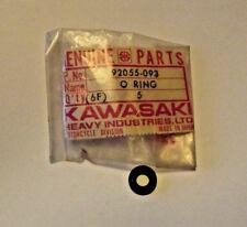 RARE!! GENUINE KAWASAKI NOS CRANKCASE OIL PAN O RING 92055 093 Z750 TWIN B G M K