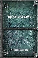 NEW Romeo and Juliet by William Shakespeare