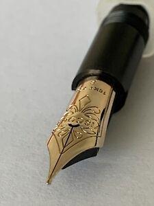 Visconti nib unit. Rose Gold/Bronze (F)
