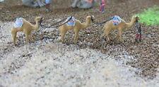 (TD02) Caravan Camels Figurines Gauge Animals Z (1:220)