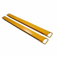 """EX964 EOSLIFT PALLET FORK EXTENSIONS 96""""X4"""" FOR FORKLIFTS, LIFTS, TRUCKS - CA PU"""