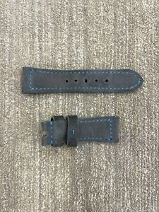 Panerai Sword Strap 26mm x 22mm Leather Strap Pre Owned