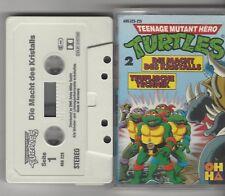 MC - Turtles -Folge 3 -  Kassette von Ohha TEENAGE MUTANT HERO TURTLES