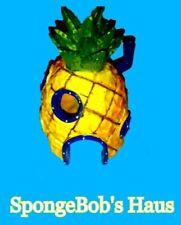 NEU! SpongeBob Aquarium Ananas Deko Set Ananashaus Dekoration
