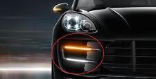 PORSCHE MACAN NEU LED DAY LAUF LICHT BLINKER NEU RECHTS O/S 2014+ 95B941108A