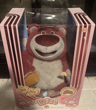 Disney Pixar Toy Story Lotso Talking Plush Special Edition Strawberry Scented