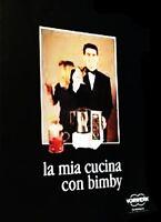 RICETTARIO  BIMBY TM3300 LA MIA CUCINA CON BIMBY VERSIONE COMPLETA A COLORI PDF