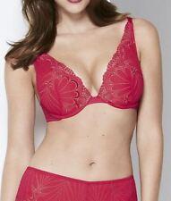 Reggiseni e completi intimi da donna rosso glamour