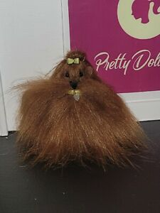Integrity Toys Poppy Parker Ginger Cinnamon Holiday At Home dolls dog pet