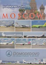 JUST PLANES AIRPORT VIDEO DVD  :     MOSCOW  DOMODEDOVO Airport