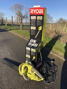 Ryobi hedge Trimmer RHT 5050, used once, boxed with instructions!