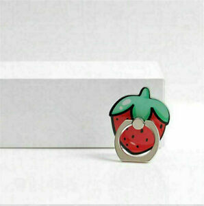 Cute Fruit Universal 360° Ring Finger Holder Stand Phone Grip for Phone 9/11