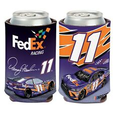Denny Hamlin 2017 Wincraft #11 Fed Ex Racing Can Coolie Free Ship