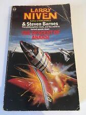 Orbit Novel, The Descent of Anansi By Larry Niven (Paperback,1984) Futura Books