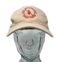 ML Caps Fire Investigators Strike Force Baseball Cap Cotton OSFM Strap Back Hat