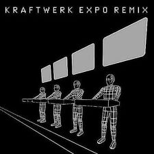 Expo Remix [CD] [EP] by Kraftwerk (CD, Oct-2001, Astralwerks) NO FRONT COVER