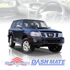 DASH MAT Nissan Patrol GU Y61 Series IV 9/2004-12/2015 DM959B CHARCOAL or Black