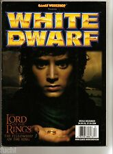 White Dwarf #263 Dark Elves City Garrison Army, 40k IG Death Corps & Ork Hunters