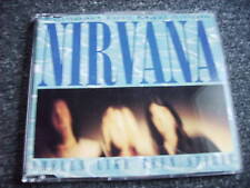 NIRVANA-Smells like teen spirit MAXI CD-MADE IN GERMANY