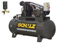 Schulz L-Series 10120HL40X-3 120-Gallon Two-Stage Air Compressor